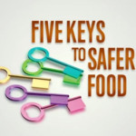 Five keys to safer food [video]