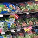 Ready-to-eat salad: is it safe for consumption? The effectiveness of the washing methods