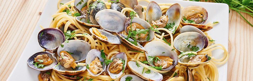 How long you have to cook clams to eliminate the risk of hepatitis A?