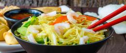 Ethnic food traits and habits of Italian consumers