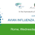 Rome, 4th October 2017. Conference «Avian influenza. A global threat»