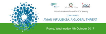 Wednesday, 4th October 2017. Conference «Avian influenza: a global threat»